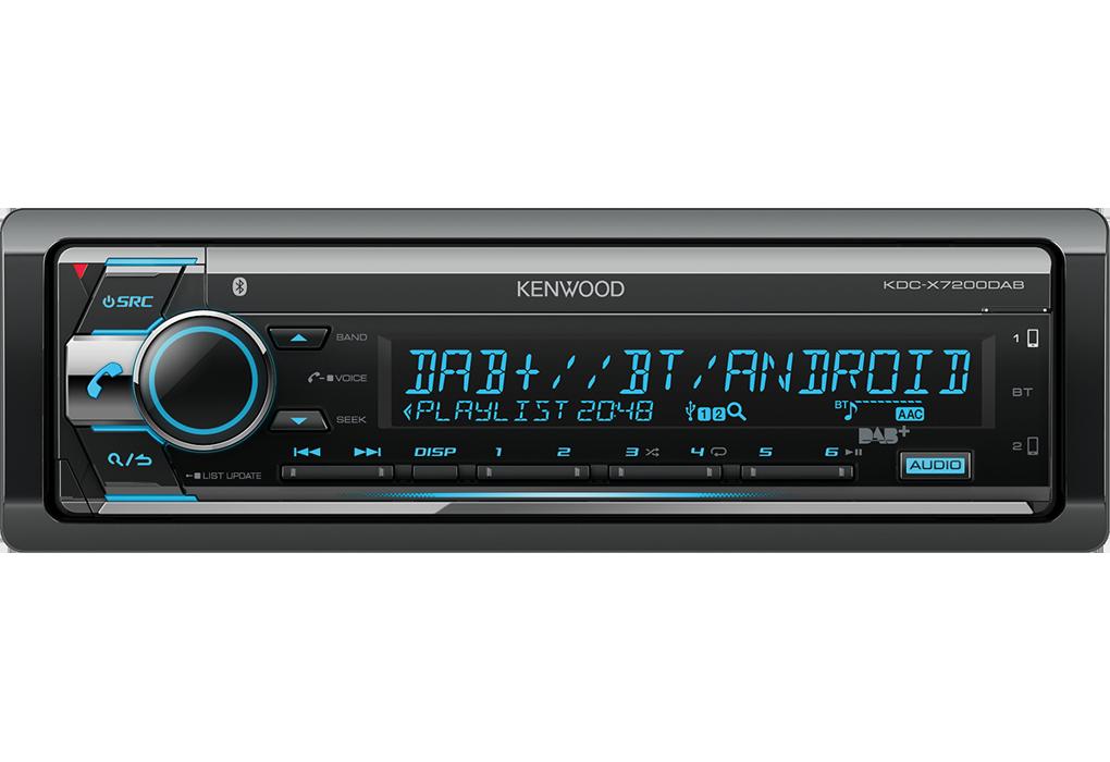 KDC-X7200DAB