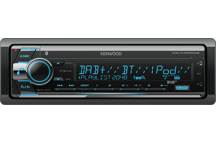 KDC-X7200DAB - CD-Receiver with Built-in Bluetooth & DAB+ radio.