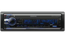 KDC-X7200DAB - Odtwarzacz CD z Bluetooth i DAB+ radio