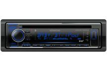 KDC-BT720DAB - Receptor CD con Bluetooth incorporado y radio DAB+