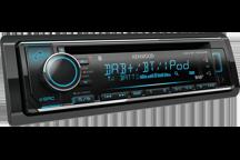 KDC-BT720DAB - CD přijímač s vestavěným Bluetooth a DAB/DAB+ rádiem.