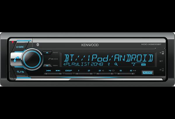 KDC-X5200BT