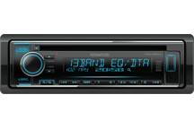 KDC-320UI - CD-Receiver with Front USB & AUX Input