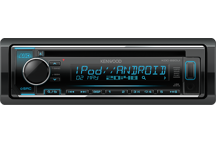 KDC-220UI - CD-Receiver with Front USB & AUX Input
