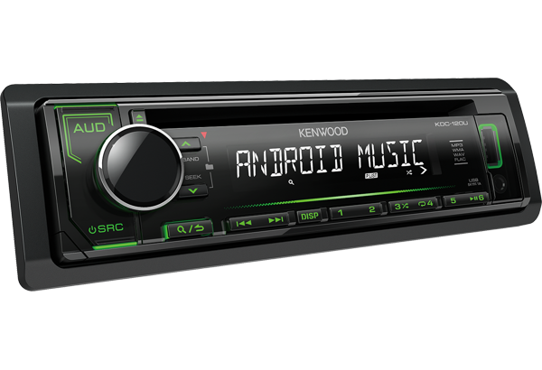 a14656f794c KDC-120UG Android car stereo • KENWOOD UK