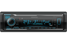 KMM-BT504DAB - Digital Media Receiver met Bluetooth & DAB+ Radio