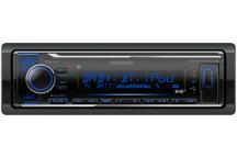 KMM-BT504DAB - Receptor de medios digitales con Bluetooth y sintonizador DAB +