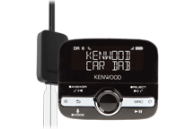 KTC-500DAB - In-car audio adapter with DAB+, Bluetooth music streaming and hands-free calling