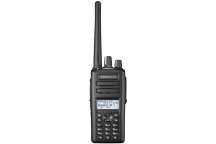 NX-3220E - VHF NEXEDGE/DMR/Analogue Portable Radio with GPS/Bluetooth/Full Keypad (EU Use)