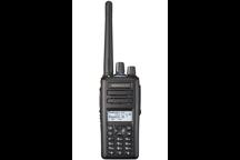 NX-3220E - VHF NEXEDGE/DMR/Analogue Portable Radio with GPS/Bluetooth/Full Keypad (EU Use)