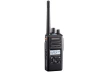 NX-3320E2 - Radio portative NEXEDGE/DMR/Analogue UHF avec GPS/Bluetooth/clavier limité - cetification ETSI
