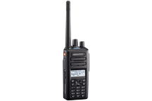 NX-3320E - UHF NEXEDGE/DMR/Analogue Portable Radio with GPS/Bluetooth/Full Keypad (EU Use)
