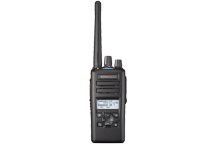 NX-3220E2 - VHF NEXEDGE/DMR/Analogue Portable Radio with GPS/Bluetooth/Standard Keypad (EU Use)