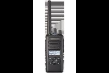 NX-3220E2 - VHF NEXEDGE/DMR/Analog Funktionstastatur Handsprechfunkgerät mit GPS und BT (EU Ausführung)