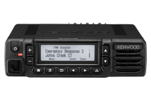 NX-3720GE - VHF NEXEDGE/DMR/Analog Mobilfunkgerät mit GPS/Bluetooth (EU Zulassung)