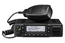 NX-3720GE - Radio mobile NEXEDGE/DMR/Analogue VHF avec GPS/Bluetooth - cetification ETSI