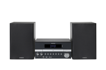 M-817DAB-B - Micro Hi-Fi System with CD player DAB+ Tuner and USB Connection