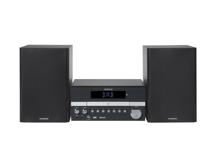 M-817DAB-B - Micro Hi-Fi Systeem met CD speler, DAB+ Tuner en USB aansluiting