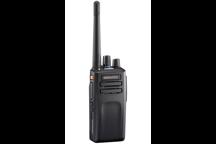 NX-3300E3 - Transceptor portátil  UHF / Analógico/ NEXEDGE / DMR  con GPS / Bluetooth / sin teclado ni display