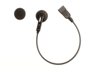 KEP-7EB - Ear Bud with Foam Cover