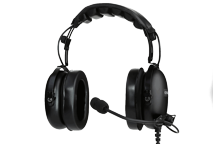 KHS-10D-OH - Heavy Duty Noise Reduction Headset (over-the-head / 2-pin)