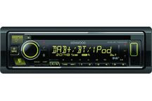 KDC-BT730DAB - Авторадио със CD/USB, вграден Bluetooth & DAB+