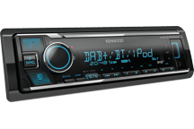 KMM-BT505DAB - Digital Media Receiver with Bluetooth & DAB+ Tuner Built-in.