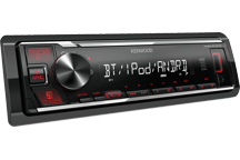 KMM-BT205 - Media-Receiver with Bluetooth Built-in.