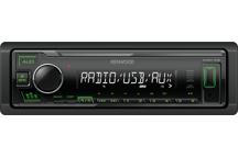 KMM-105GY - Digital Media Receiver with Front USB & AUX Input.