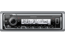 KMR-M505DAB - Marine, Digitale Media Receiver met DAB Tuner & Bluetooth.