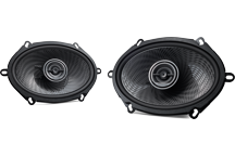 KFC-PS6896C - Custom-Fit, PS-serie, 6x8 coaxiaal 2-wegs luidsprekersysteem - 4Ω - 360W Max - 81W RMS.