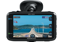 DRV-830 - Compact, Wide Quad HD, GPS integrated, stand-alone drive recorder.