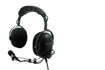 KHS-10-OH - Noise Reduction Headset (overhead)