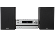 M-918DAB - Micro HiFi-System mit CD, USB, DAB+ und Bluetooth Audio-Streaming
