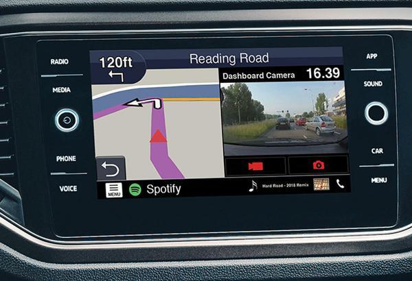 MIBII EU Navi & Spotify VW Commercial Vehicles upgrade