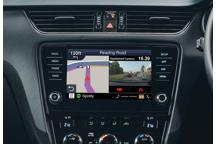 SKODA MIBII - Navigation & Spotify app upgrade for your SKODA infotainment system
