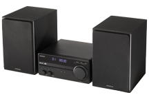 M-819DAB - Sistema Hi-Fi micro con lettore CD, SB, DAB+ e streaming audio Bluetooth