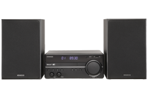 M-819DAB - Micro HiFi-systeem met CD-speler, USB, DAB+ en Bluetooth-audiostreaming