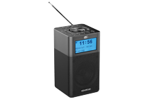CR-M10DAB-H - Radio compacte DAB+ et Diffusion Audio Bluetooth