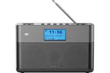 CR-ST50DAB-H - Stereo Kompaktradio mit DAB+ und Bluetooth Audiostreaming