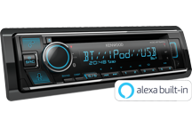 KDC-BT640U - Autoradio CD / USB avec Bluetooth intégré, compatible Spotify et Amazon Alexa