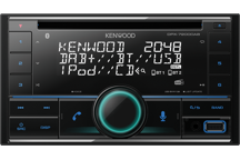 DPX-7200DAB - 2DIN Autoradio-CD/USB met DAB+ radio, Bluetooth, Spotify, Amazon Alexa, Remote App - 3xRCA (4,0V).