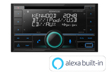 DPX-5200BT - CD/USB-Receiver with Bluetooth built-in, Spotify & Amazon Alexa ready