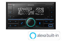 DPX-M3200BT - Digital Media Receiver with Bluetooth built-in, Amazon Alexa ready