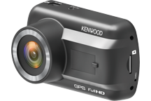 DRV-A201 - DashCam Full HD con GPS integrato