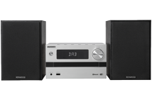 M-720DAB - Micro HiFi-Systeem met CD, USB, DAB+ en Bluetooth Audio-Streaming