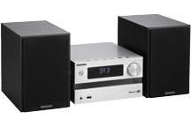 M-720DAB - Sistema Micro Hi-Fi con CD, USB, DAB+ e streaming audio Bluetooth