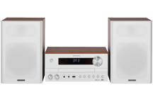 M-820DAB - Micro HiFi-systeem met CD-speler, USB, DAB+ en Bluetooth-audiostreaming