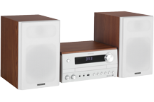 M-820DAB - Sistema Hi-Fi micro con lettore CD, SB, DAB+ e streaming audio Bluetooth