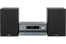 M-918DAB-H - Micro HiFi-System mit CD, USB, DAB+ und Bluetooth Audio-Streaming